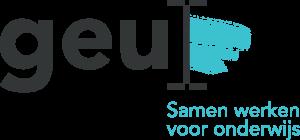 Logo GEU blauw