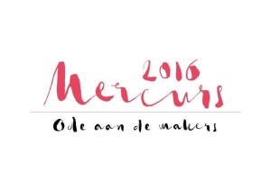 Logo Mercurs 2016 - Ode aan de makers